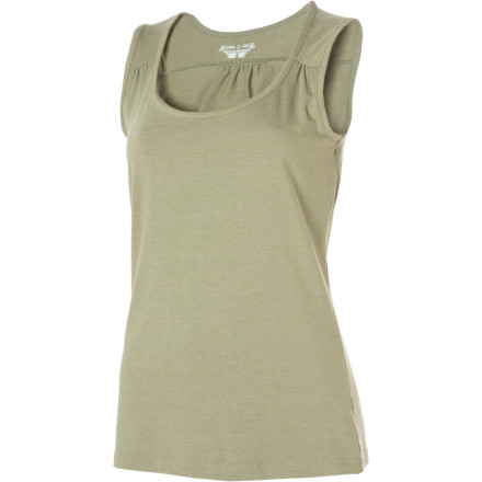 Surf Sometimes product names can be somewhat fanciful, or downright strange, but the Royal Robbins Women's Essential Tank Top simply captures what it's all about. Every summer wardrobe needs at least one (if not many more) of this simple, versatile top that fits well, stands up to constant wear, and goes with just about anything. - $22.48