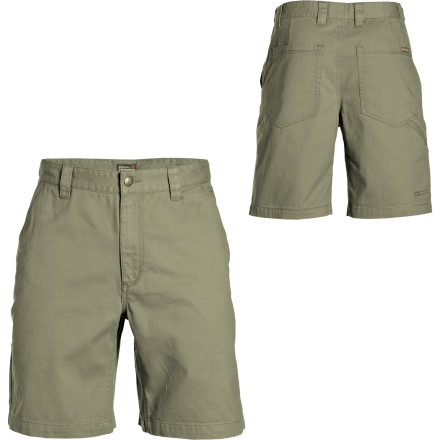 Entertainment Hop a plane to Costa Rica while wearing your Royal Robbins Men's Trail Short. Hit the hotel after you touch down, ditch your bags, and then explore a local trail. These cotton twill shorts have a lightweight and breezy feel to keep you cool, and the fabric provides UPF 50 protection from the sun's harmful rays. - $32.48