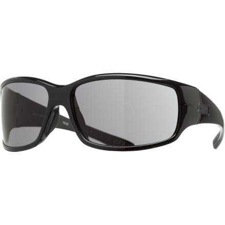 Camp and Hike Jump on your bike, put on the Ryders Lolite Sunglasses, and head off into the sunset. The massive lenses successfully hide you from the sun and your ex-girlfriend while the anti-slip nose pads and temple tips keep these shades in place when you work up a sweat on the way home. - $27.97