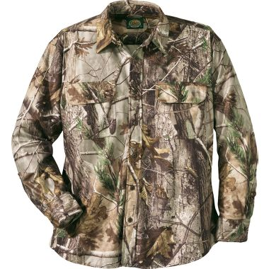 Hunting Cabela's Microtex™ Lite™ 7-Button Shirt – Tall   $54.99