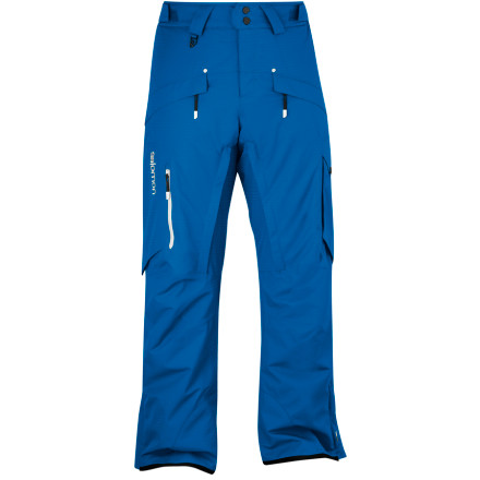 Ski Superpowers' Pffffft. You have the Salomon Supernatural II Pants, your favorite sticks or board, and that huge cliff over there. - $79.98