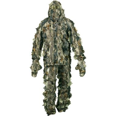 Hunting True Timber® Packable Leafy Suit   $99.99