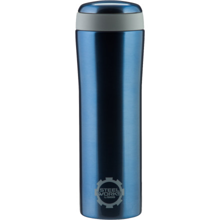 Camp and Hike Brew a hot pot of coffee or tea, pour it in the Sigg Metro Mug, and hit the town or the woods. This sleek aluminum mug slips easily into the cup holder in your car, it keeps your liquid hot, and the top seals tight so you won't have to stress about spillage. The Metro Mug puts your 'World's Best Burrito Eater' mug to shame. - $19.95
