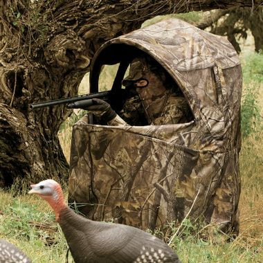 Hunting Ameristep® Deluxe One-Man Chair Blind $109.99