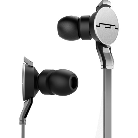 Fitness Get the sound you expect from a studio-style headphone and the convenience of ear buds with the Sol Republic Amps HD Earbuds. They feature i6 HD Sound Engine drivers for amazing sound quality in a small package, and the curved buds fit securely so they don't fall out when you're running or skating. - $99.99