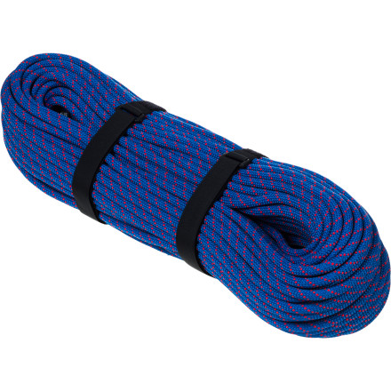 Climbing When you want to lead with a single dynamic rope but you want to maintain the ability to make full-length rappels if necessary, pack the 8mm Sterling Tag Line Rope. Having this lightweight and versatile cord stashed in your climbing pack could mean the difference between being stuck 10 pitches up when a rogue storms rolls through or having the ability to make a hasty retreat. - $114.03