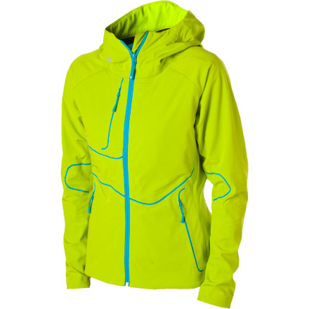 Prepare your 'old softy' for the life at back of your gear closet because the toasty-warm Stoic Womens Welder Lo Softshell is here take over as your go-to, cold-weather midlayer. Built with a women-specific fit, the Lo derives its name from the low-loft fleece that insulates without adding bulk. Highly-breathable and weather-resistant fabric, a streamline fit, and fully welded construction separate the Welder Lo from all those other jackets that make big claims regarding technical prowess. - $80.70