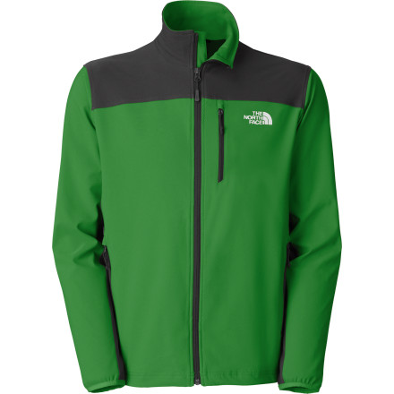 Camp and Hike When you're moving fast in the backcountry, you don't need a big, heavy parka making you sweaty and clammy. The North Face Nimble jacket is just what the name implies light and quick to keep you comfortable while you're cranking out the miles on a tour. - $89.95