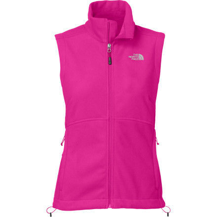 "Ignore that part of the forecast that accounts for wind chill; cozy up in The North Face Women's WindWall 1 Vest and feel the true air temperature. With WindWall wind-cutting protection, you'll be blissfully ignorant of ""real feel"" temps and go about your outdoor fun in beautiful oblivion. - $98.95"