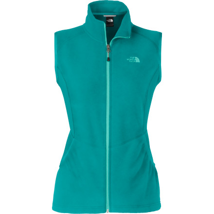 Camp and Hike Reach for The North Face Women's Masonic Vest when you need a light extra layer to fend off the spring evening chill during your hike or relaxation time around the campfire. - $54.95