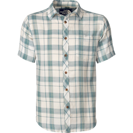 The North Face  Men's Redano Short-Sleeve Shirt - $54.95