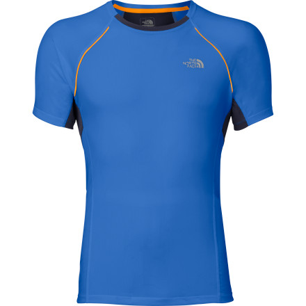 Fitness When you're trail running mile after mile, the shirt you choose to wear greatly affects your comfort level. That's why The North Face gave the Men's Better Than Naked Shirt seamless stitches, smooth and quick-drying FlashDry material, and ample ventilation. Even if you're ten miles into a fifteen-mile run and the heat of the day is bearing down on you, you'll stay cool, dry, and most importantly, comfortable. - $34.93