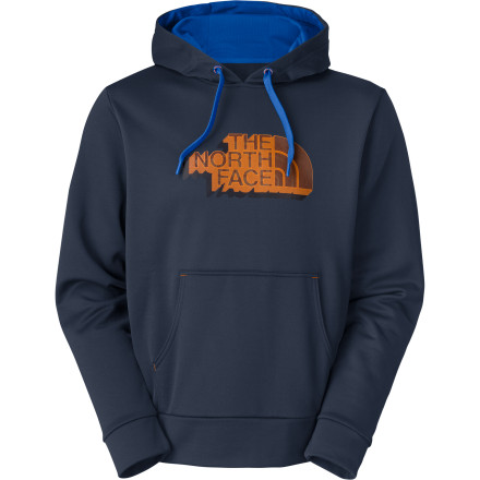 The North Face Surgent Graphic Men's Pullover Hoodie - $54.95