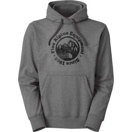 The North Face Men's Lost Alpines Pullover Hoodie - $44.95