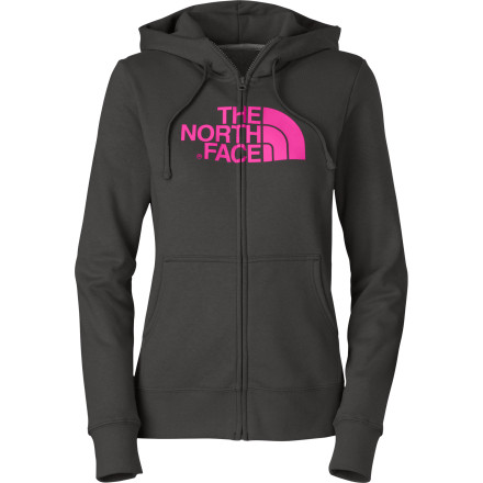 The North Face Women's Half Dome Full-Zip Hoodie - $54.95