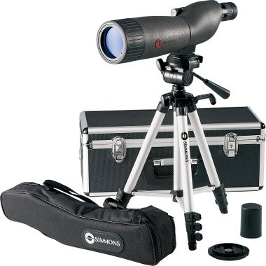 Hunting Simmons 20-60x60 Waterproof Spotting Scope   $164.99