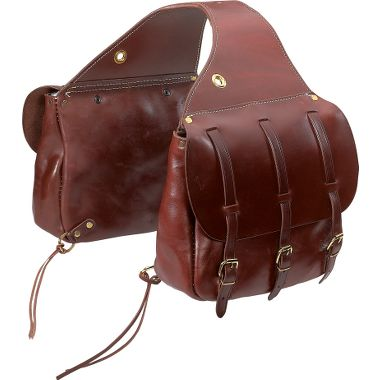 Hunting Triple K Cavalry Saddle Bags and Bag Liner