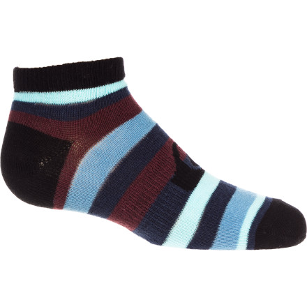 Fitness Quiksilver Fixed Socks - Boys' - $5.95