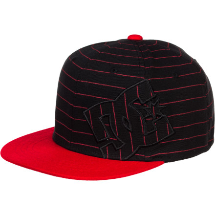 Skateboard DC Completer Flexfit Hat - Boys' - $20.40