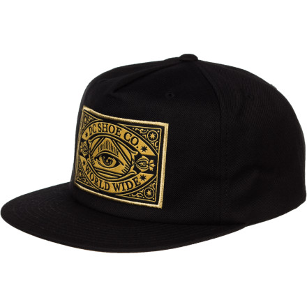 Skateboard DC Swifty Snapback Hat - $20.40