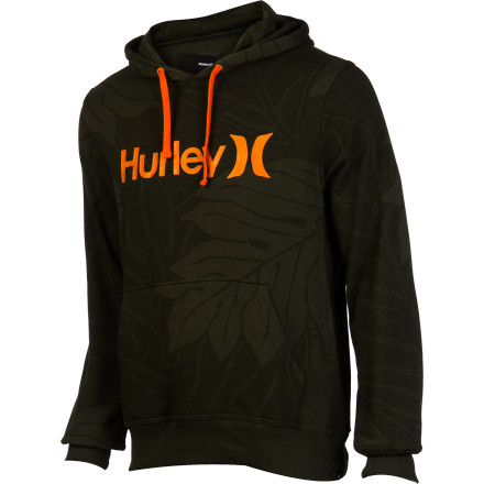 Surf Hurley Sigzanululoa Pullover Hoodie - Men's - $45.47
