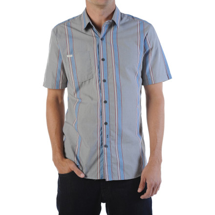 Surf Volcom Prowl Shirt - Short-Sleeve - Men's - $29.67