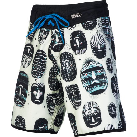 Surf Kick it by the pool in style with the Imperial Motion Upside Downer Men's Board Short. It has a slim fit and an above-the-knee cut to keep you looking fresh. - $29.98