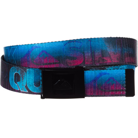 Surf Quiksilver Merit Belt - $15.30