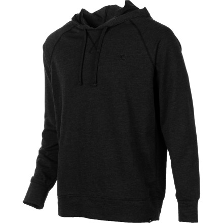 Surf Hurley Hooded Fleece Tee - Long-Sleeve - Men's - $31.47