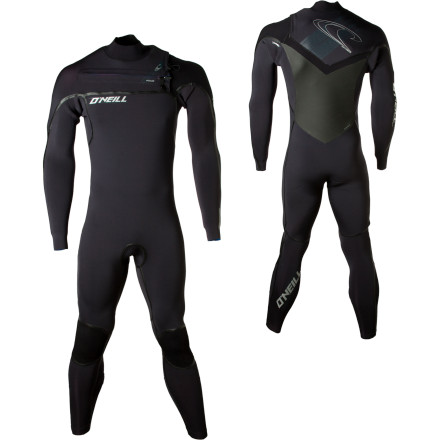 Surf Battle low water temps and lower your impact on the planet's oceans at the same time in this O'Neill Men's Psycho RG8 3/2 Wetsuit, made with limestone and recycled neoprene. When you cram your cold body into the Psycho RG8 and paddle through the breaks, you'll quickly remember why you trust O'Neill to keep your body warm and give you the freedom to express yourself without restriction. - $237.97