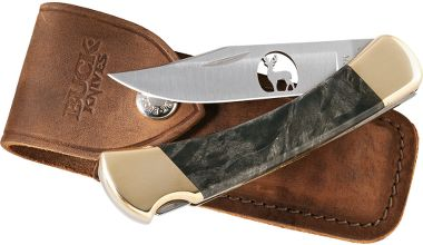 Hunting Buck Knives® 2011 Track Series Folding Hunter   $229.99