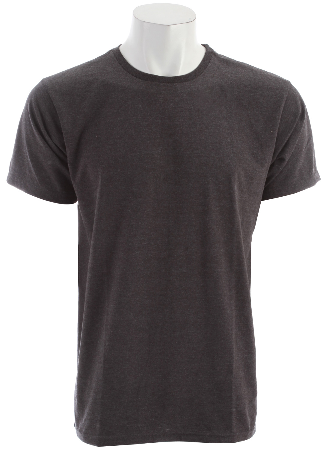 Surf Key Features of the Billabong Essential Crew T-Shirt: Regular fit tee with an essential woven label Sleeve clamp label and PVC-free heat sealed neck label 50% recycled polyester/50% organic cotton - $14.95