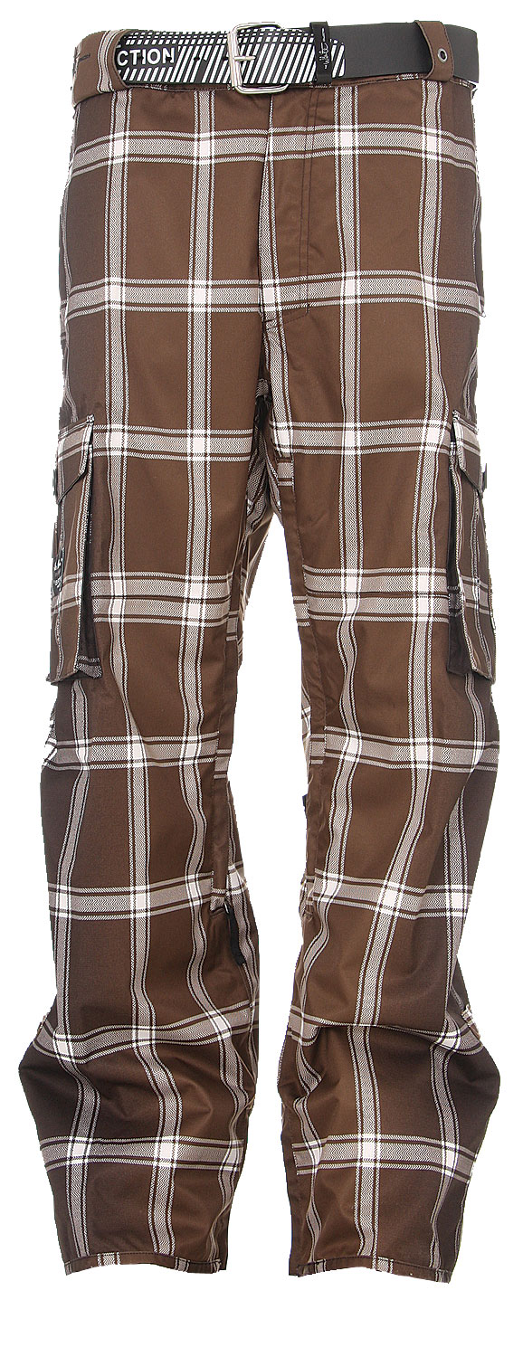 Snowboard These Burton Snowboard Pants are an excellent choice for the snowboarder that wants to look cool and stay comfortable out on the slopes. The durable outer shell will protect you from the elements while the breathable material and side vents will prevent you form overheating. The light insulation will keep you warm without weighing you down so you always feel ready to perform cool tricks and perform quick moves. The large cargo pockets are great for storing your gloves or bringing any valuables up on the slopes. These pants are an excellent choice for the stylish snowboarder who wants to stand out while also staying comfortable.Key Features of The Burton Heavens Reward LTD Snowboard Pants: 10,000mm Waterproof 10,000g Breathability Storm Lite 3.0-c Fabric [10,000mm, 10,000g] Fully Taped Seams Mesh Lining with Fleece Butt and Knees Mesh Lined Inner Thigh Vents Dual Cargo Pockets Butt Pockets Custom Shaun White Belt Dump Truck Belt Cover-Drops Built-Up Snow Engineered Sublimation Prints [LTD Only] Includes White Collection Pant Features Package - $153.95