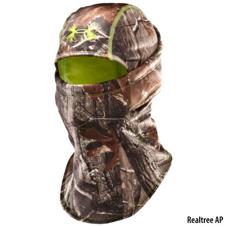 Hunting Under Armour Men's UA Scent Control Balaclava   $29.99