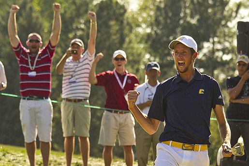 Golf STEVEN FOX WINS 2012 U.S. AMATEUR