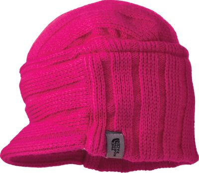 Super-cute and baby sized, this military beanie joins forces with cozy performance. Military-style paneling and brim complete the look. 100% acrylic. One size fits most. Imported.Colors: Deep Water Blue, Razzle Pink. - $20.00