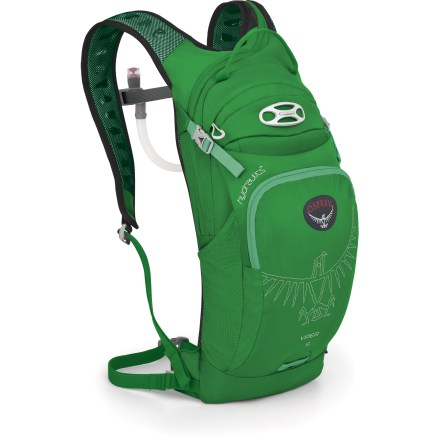 MTB The compact Osprey Viper 5 hydration pack is built for short and fast mountain bike rides, offering a low-profile design and a 2 liter hydration capacity to quench your thirst as you rail trails. - $34.93