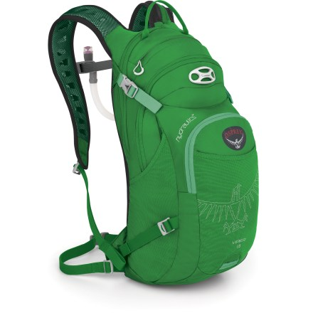Fitness Built for 3+ hours of riding and offering plenty of organization options, the Osprey Viper 13 hydration pack totes your gear plus 3 liters of water for your extended rides. - $65.83