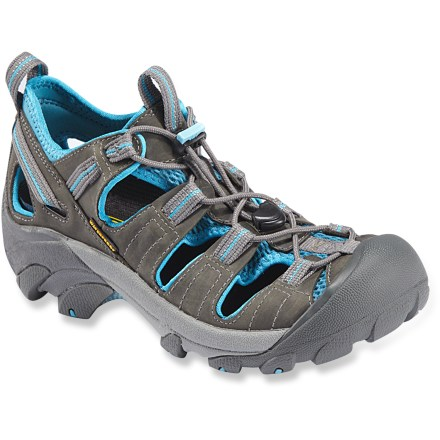 Camp and Hike The Keen Arroyo II sandals pair sandal ventilation with trail-shoe support and protection, making them a great choice for multisport adventures. - $59.83
