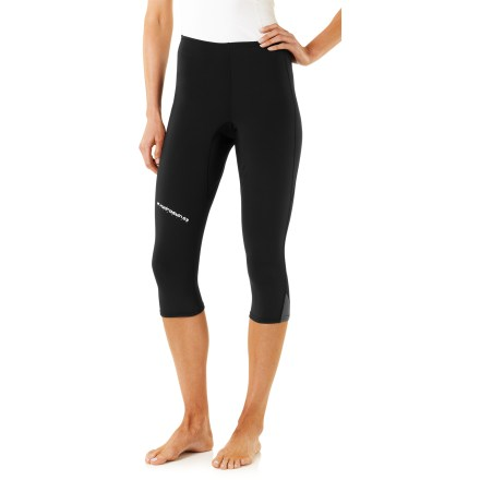Kayak and Canoe No matter what kind of water you're on, these HydroSkin capris from NRS will become an essential piece of your paddling gear. - $39.83