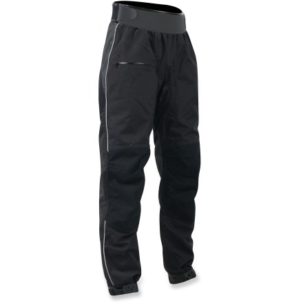 Kayak and Canoe The Carolina paddling pants from NRS bring a dose of warm, waterproof comfort to the sometimes cold and harsh world you love to explore. - $59.83