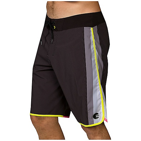Surf Free Shipping. Billabong Men's Vex Boardshort DECENT FEATURES of the Billabong Men's Vex Boardshort 20in. Recycler Zero Gravity Recycler Platinum X Quad Stretch boardshort featuring a vertical side stripe panel with contrast binding Recycler ZG fabric is light-weight with H2 Repel and epic stretch The SPECS 87% Recycled polyester 13% Spandex - $64.95