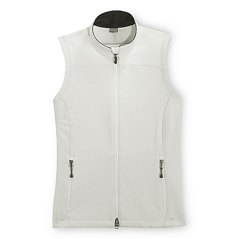 Free Shipping. Ibex Women's Tuck Vest DECENT FEATURES of the Ibex Women's Tuck Vest Semi-fit Most versatile Ibex softshell for 3 seasons Adjustable hem and cord lock system Reverse coil center front zip with double slider 8in. Hand warmer pockets The SPECS Center Back Length: 22.75in. Fabric: 83% Polyester, 17% Wool 22 Micron Climawool 2-way Stretch Wool Double Weave with C6 DWR Finish 252 g/m2 - $179.95