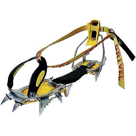 Climbing Free Shipping. Grivel Air Tech Light New-Matic Crampon The SPECS N Points: 10+2 Material: Light alloy 3D Stamp: Yes Front Points: 2 Rigid/Semirigid: Semi-rigid Asymetric: Yes Weight: 16.79 oz. Boot Size: 35-46 Binding System: New-Matic Antibott: Included - $164.95