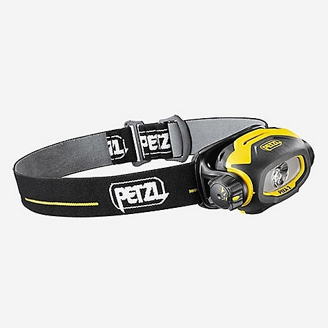 Entertainment Free Shipping. Petzl Pixa 2 Headlamp DECENT FEATURES of the Petzl Pixa 2 Headlamp Headlamp keeps the hands free for work Can be worn on the head with the headband, mounted on a helmet, or placed on the ground Mounting plate for helmets without headband (included) Two lighting modes A mode adapted for close-range work: mixed beam with wide, uniform base, lights to 20 meters for 12 hours (30 lumens) A mode adapted for movement: mixed beam with focused component in upper part of the beam allows user to move around comfortably, lights to 30 meters for 6 hours (40 lumens) Constant lighting, guaranteed lighting performance that does not diminish during its entire lifetime Reserve lighting when batteries are almost discharged: lights to 10 meters for a minimum of 10 hours Easy to use, even when wearing gloves Two-mode rotating selector dial Lamp body can be oriented to direct the light according to need (rotation up to 45deg) Fast and easy battery change Excellent resistance to falls (2 m), to impacts and to crushing (80 kg) Storage position protects the glass and keeps headlamp from being turned on accidentally Comfortable and adjustable headband, easily detached for washing Battery charge indicator flashes repetitively Resistant to chemicals Burn time can be doubled by using Lithium Ion batteries or rechargeable Ni-MH batteries Includes PIXA headlamp and adjustable headband, helmet plate, 2 AA / LR6 batteries, and technical information Petzl 3 year guarantee The SPECS Weight: 160 g Regulated lighting: yes Number of batteries: 2 Battery type (included): AA/LR6 Battery compatibility: alkaline, lithium, rechargeable Ni-MH, rechargeable Ni-Cd Watertightness: IP 67, waterproof to -1 m for 30 minutes, no maintenance required after immersion CERTIFICATIONS CE ATEX: CE0080, Ex II 3 GD, Ex nAnL IIB T4 HAZLOC: class I Groups C and D div II, Class II Group G div II ANSI/NEMA FL1 (guaranteed ONLY with alkaline batteries) - $59.95