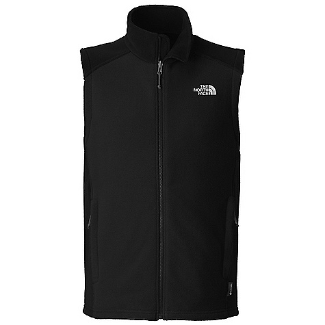 Free Shipping. The North Face Men's RDT 300 Vest DECENT FEATURES of The North Face Men's RDT 300 Vest Zip-in-compatible integration with complementing garments from The North Face Two secure hand pockets Hem cinch-cord The SPECS Average Weight: 13.40 oz / 380 g Center Back Length: 28in. RDT 300 fleece with FlashDry This product can only be shipped within the United States. Please don't hate us. - $74.95