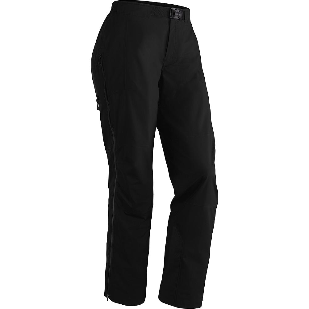 Climbing Eddie Bauer Rainier Storm Shell Pants - Wear these with the Rainier Storm Shell Jacket for ultimate protection from rain, wind and snow. Our guides use them for both climbing and skiing.The rugged 3-layer waterproof/breathable WeatherEdge Pro fabric is rated to 20,000mm/20,000g. Like the jacket, the pants are remarkably soft and quiet. You won't find a better hardshell pant anywhere. And 20,000 feet is no place to settle for second best. Machine wash. - $199.00