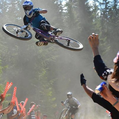 MTB Chris Young goes huge in the Whip Off World Championships