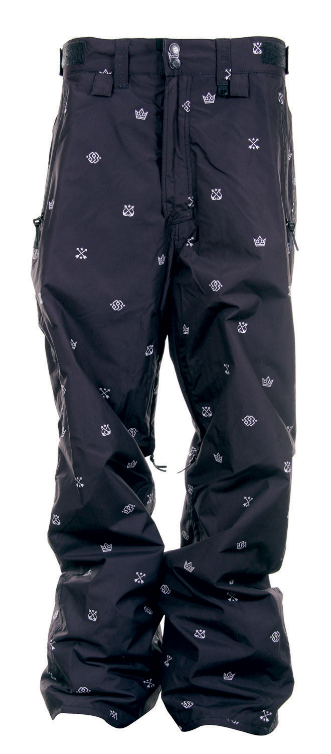 "Snowboard The Special Blend C5 Empire Snowboard Pants are a heavy duty pair of snow pants for any extreme user. They have everything you need and more. They have a zip front, so you won't have to worry about them not being easy to put on. They are like blue jeans, and will not look tacky when you are wearing them. They have superior waterproofing and breathability so you can stay dry when it matters most. These are the snow pants that will last forever!!Key Features of The Special Blend C5 Empire Snowboard Pants: 10,000mm Waterproof 10,000g Breathability Cirrus Group Waterproof Denim The clean shave chino that comes in 11 colors of cool Get over the swap thrift and throw down for a real riding pant Zip Front Back Pockets Inseam Vents Coated Mini Twill 3/4"" welts to protect vents Articulated knees Bootlace hook on gaiters Fully taped seams Custom lift ticket D ring at waist Ergonomic fits Exterior quick stash pockets Fixed waistband Fully taped seams Function and comfort designed interiors Gaiter tuck away Gusseted crotch Hip vents Inseam vents Key clip in front pocket Microfiber inner waistband Pant to powder skirt snap system Pop 'n' lock hem adjuster drawcords hidden in handwarmer pockets Reinforced cuffs Ride/relax gaiter system Side waist adjusters with back tunnel Snag-prevention tape in vents Snap gussets at pant inner hem Split adjustable boot gaiters Super DWR - $58.95"