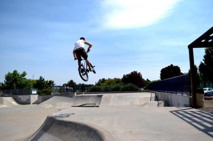 BMX Thrill On POD